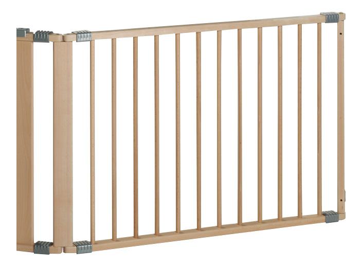 Дополнительная секция к воротам безопасности Geuther Дополнительная секция 95 натуральный фото