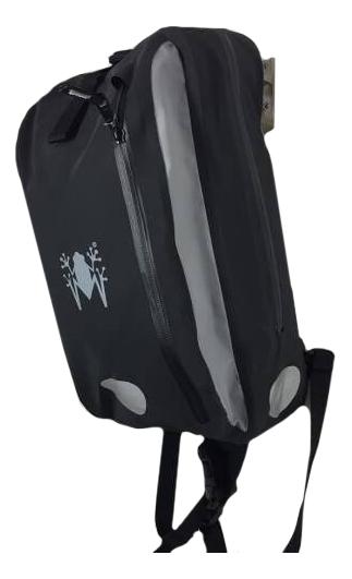 Рюкзак Amphibious One черный 10 л