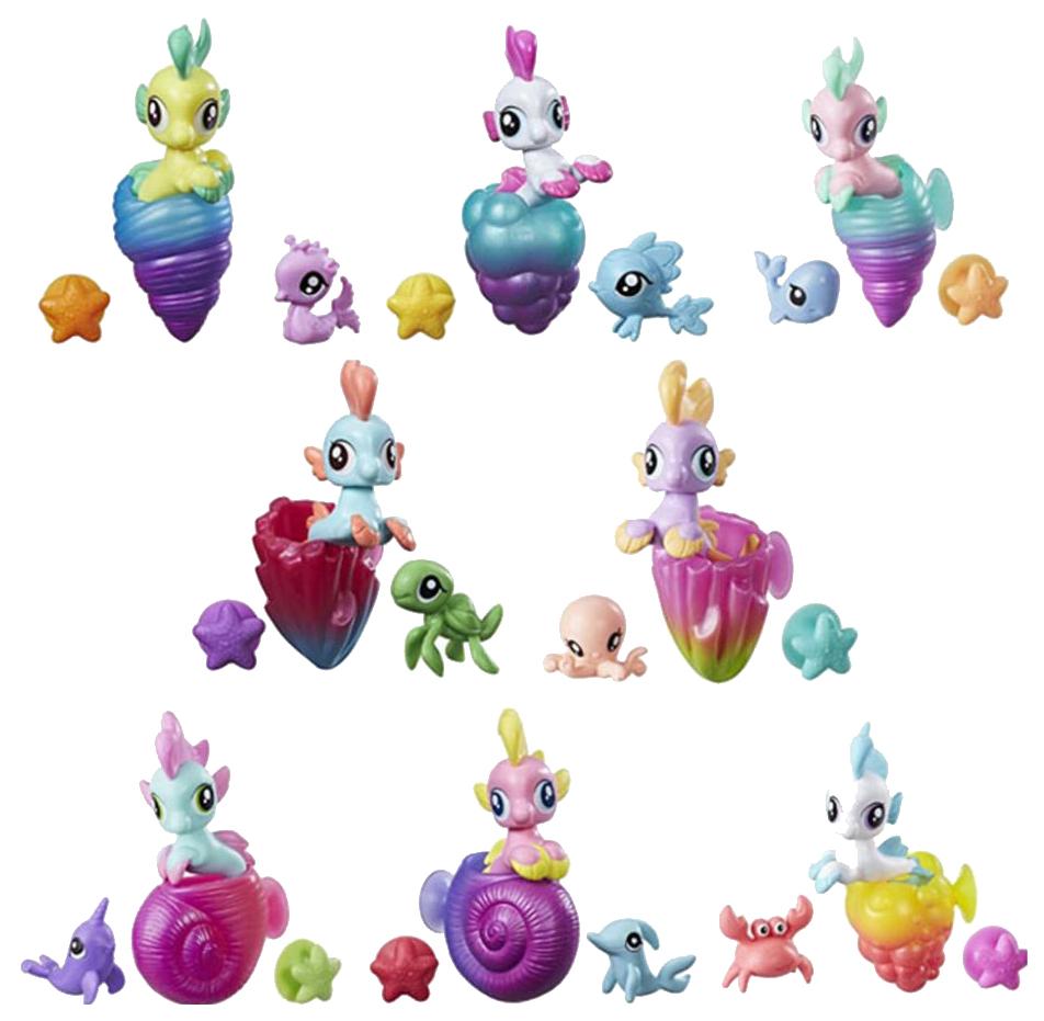 Купить Игровой набор My little Pony Hasbro Мерцание пони-подружки C0719,