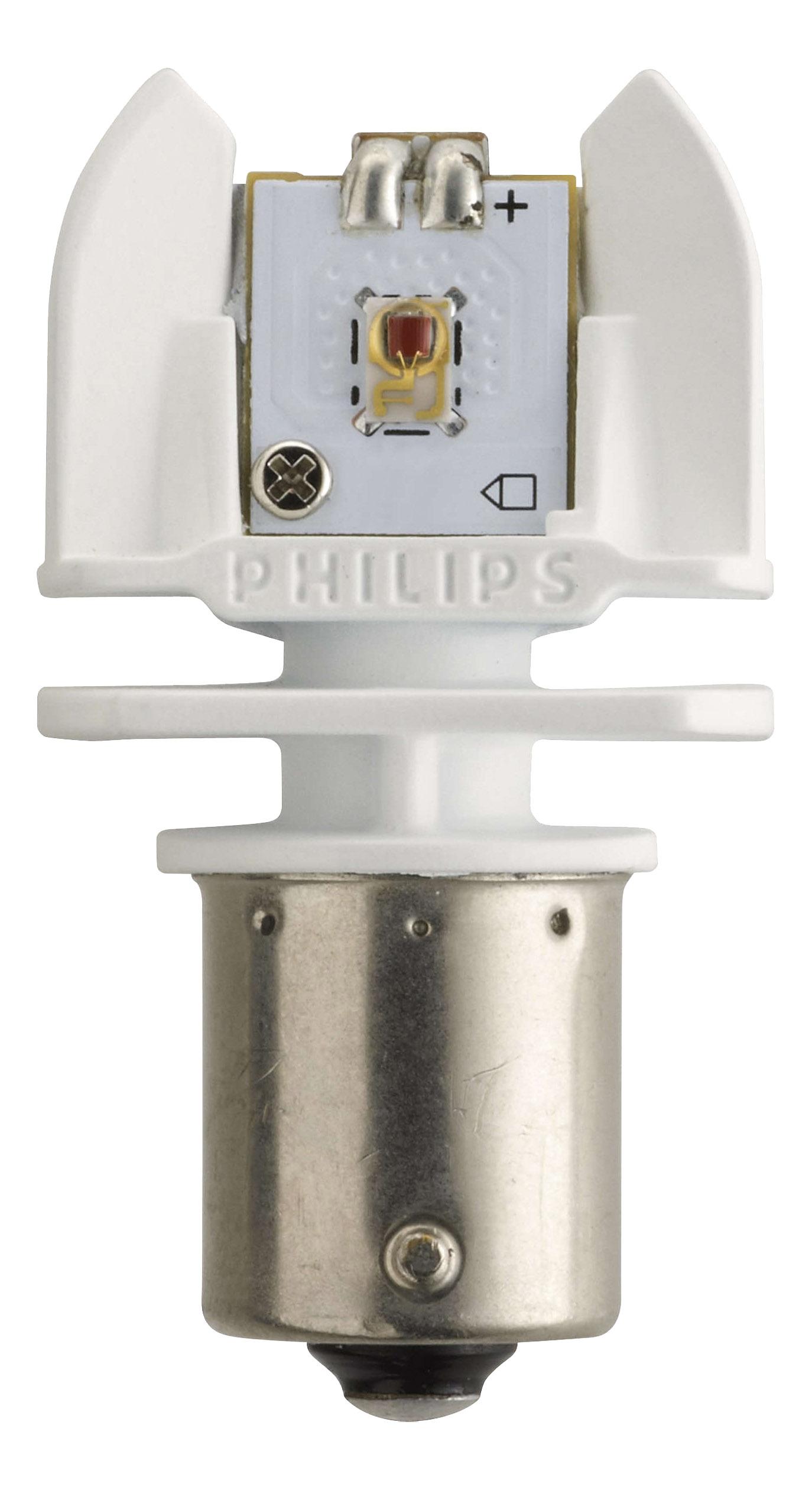 Лампа светодиодная PHILIPS X-tremeUltinon 21W BA15s 12898RX2 фото