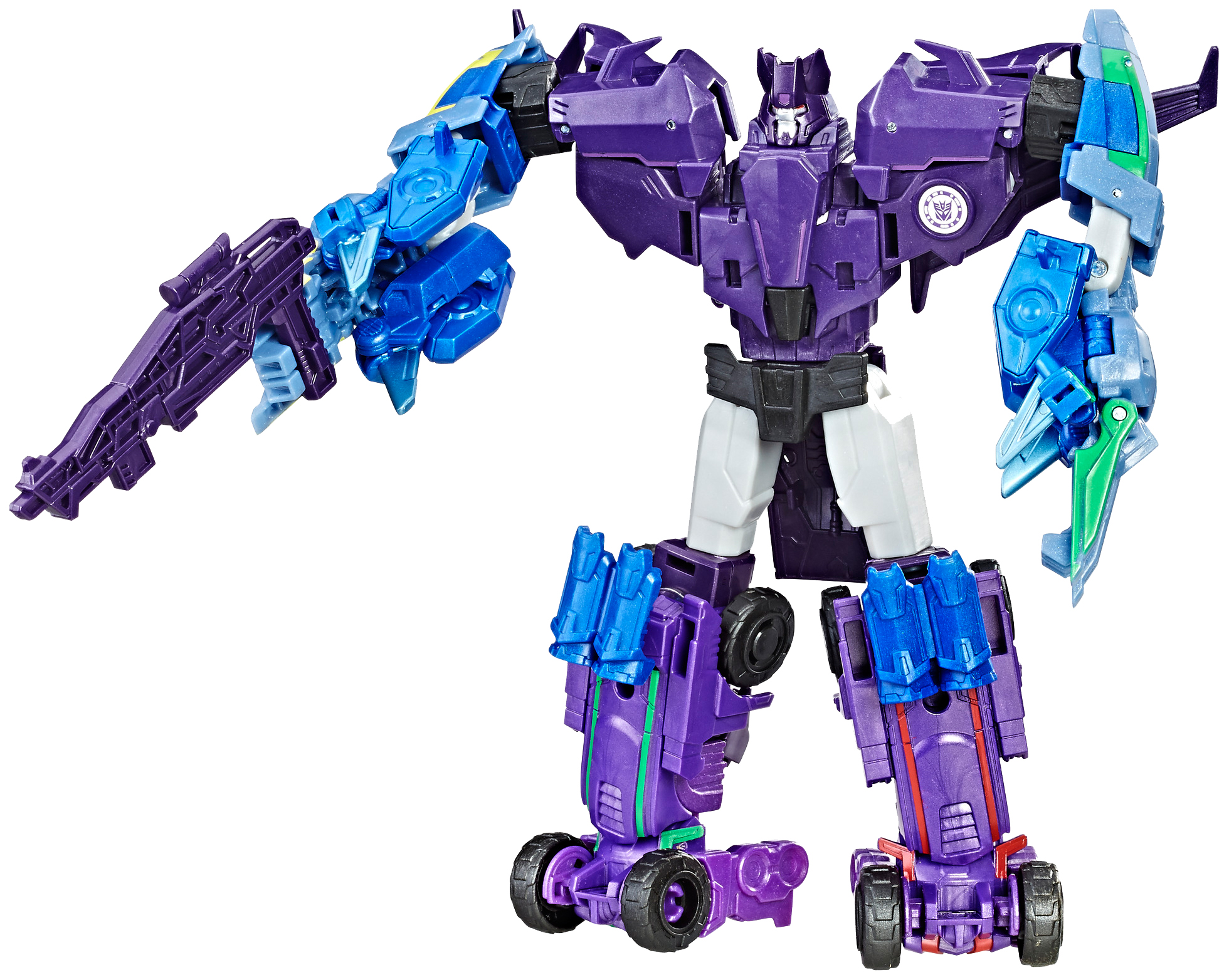 Купить Игровой набор Трансформеры Hasbro Роботы под прикрытием Тим-Комбайнер C0624EU4, Transformers, Игровые наборы