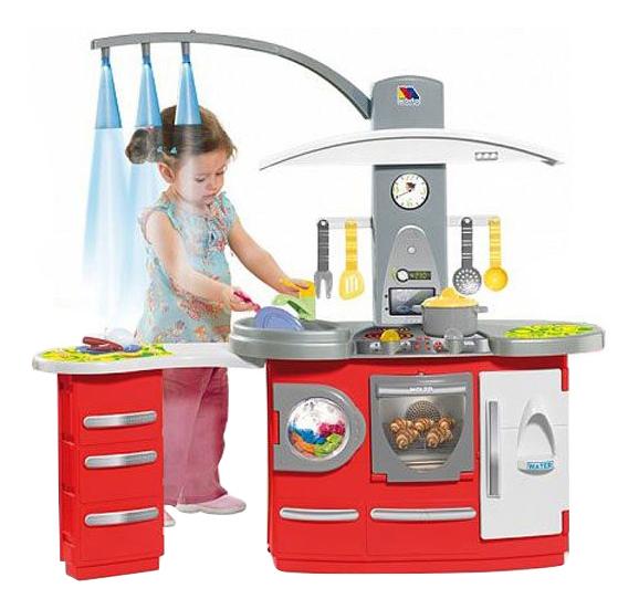 Купить Детская кухня Molto Игровая 19 предметов,