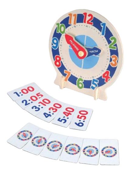Купить Развивающая игрушка Mapacha Время, Развивающие игрушки