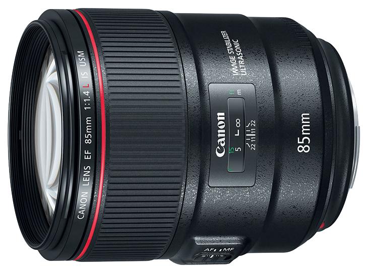 Объектив Canon EF 85mm f/1.4L IS USM 2271C005