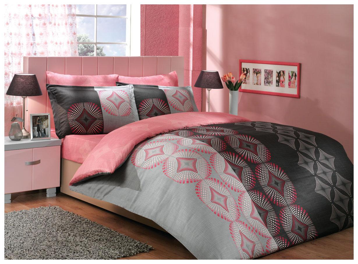 Комплект постельного белья HOBBY home collection gris