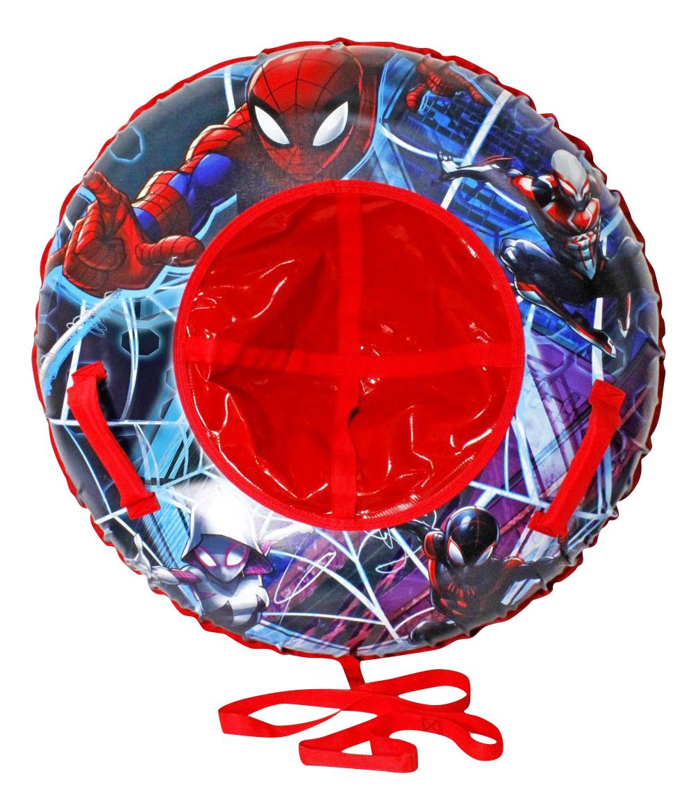 Купить Тюбинг 1TOY Marvel Человек-Паук, 100 см, 1 TOY,