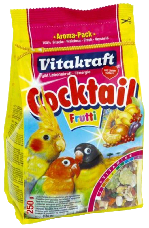Подкормка Vitakraft для попугаев 250 г, 1 шт