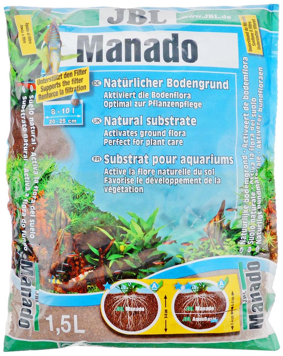 Грунт для аквариума JBL Manado 1,5л