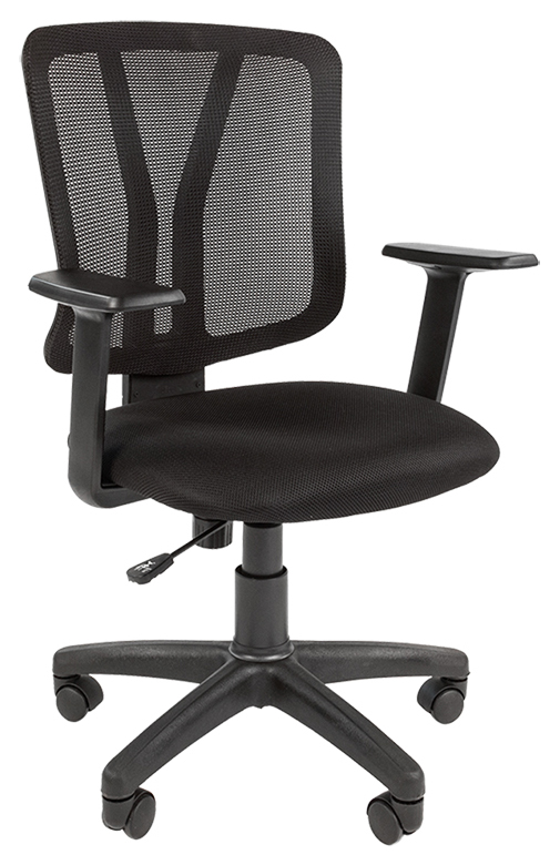 Офисное кресло CHAIRMAN 626 00-07016634, черный