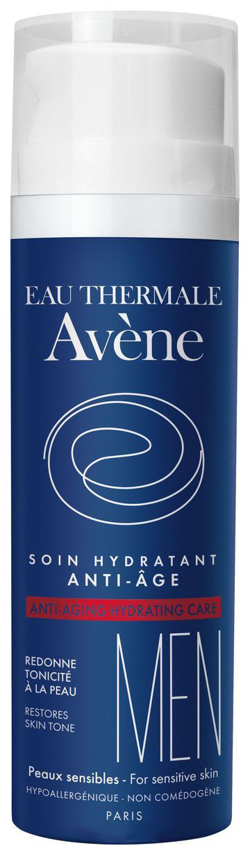 Эмульсия для лица Avene Антивозрастной увлажняющий уход для мужчин 50 мл