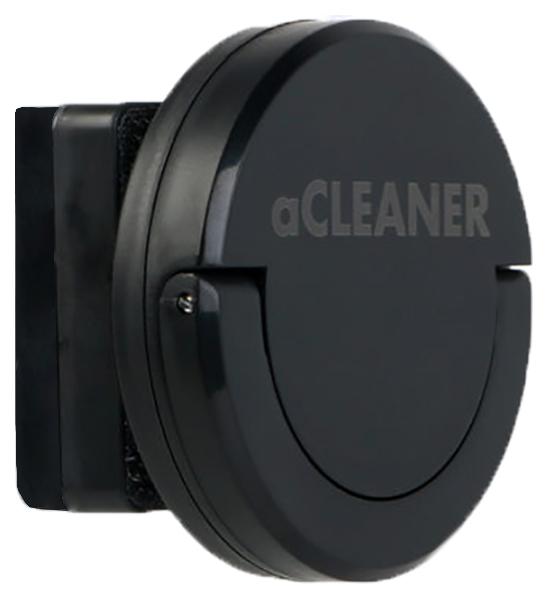 Скребок магнитный Collar aCLEANER black