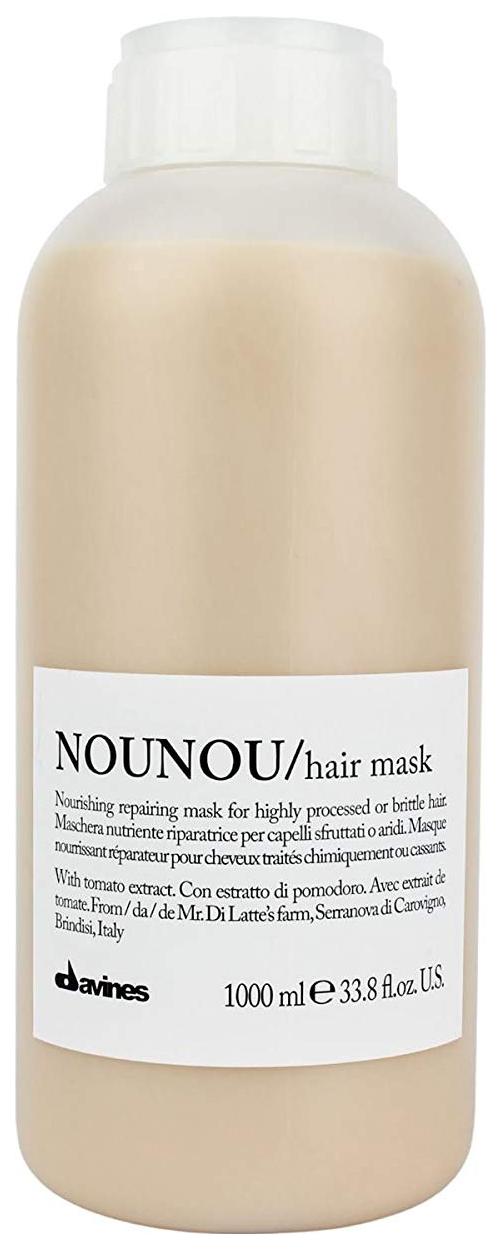 Купить Маска для волос Davines интенсивная восстанавливающая для глубокого питания волос 1000 мл, Восстанавливающая для глубокого питания