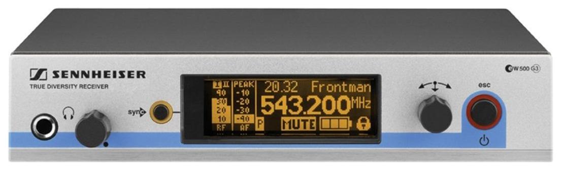 Радиоприемник Sennheiser EM 500 G3 B X