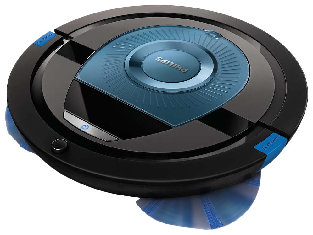 Робот пылесос Philips SmartPro Compact FC8774/01 Blue/Black
