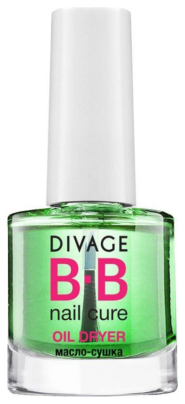 Масло для ногтей Divage BB Nail Cure Oil Dryer 6 мл