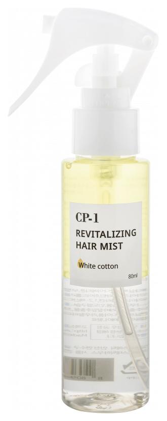 Купить Мист для волос Esthetic House CP-1 CP-1 Revitalizing Hair Mist White cotton 80 мл.