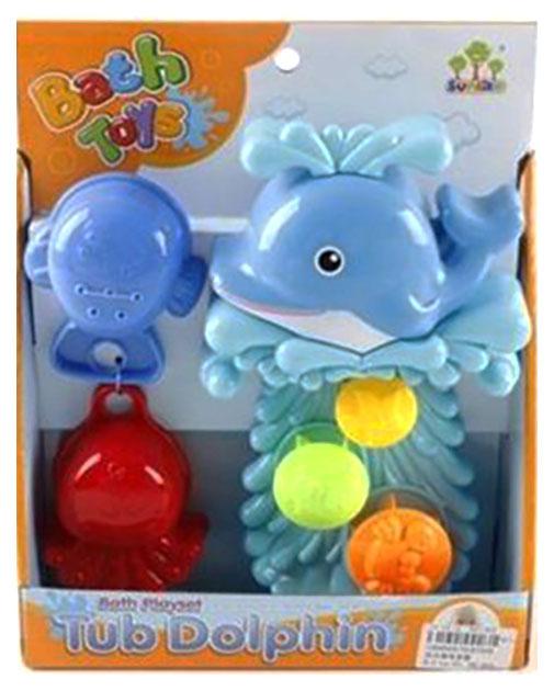 Игрушки для купания Sunlike Дельфинчик