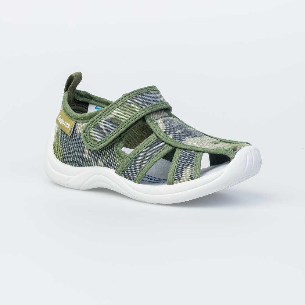 Текстильная обувь для мальчиков Котофей, 23 р-р