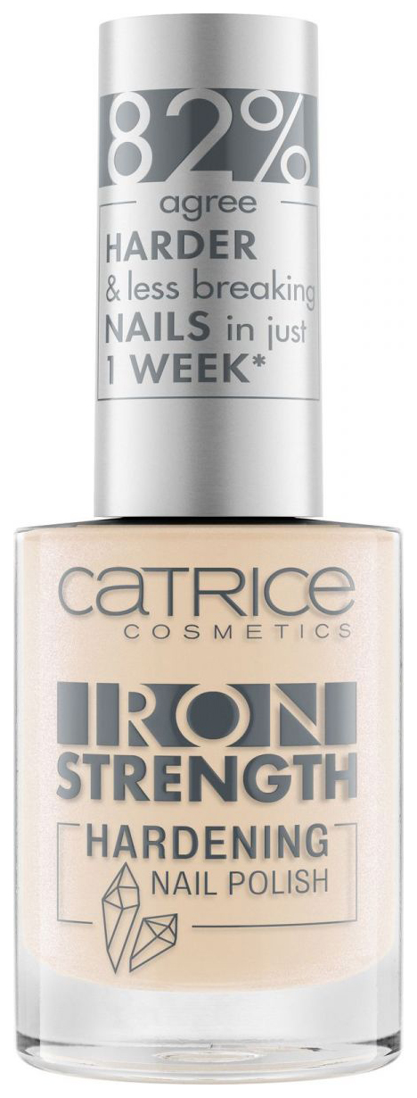 Лечебный лак Catrice Iron Strength Amber Light