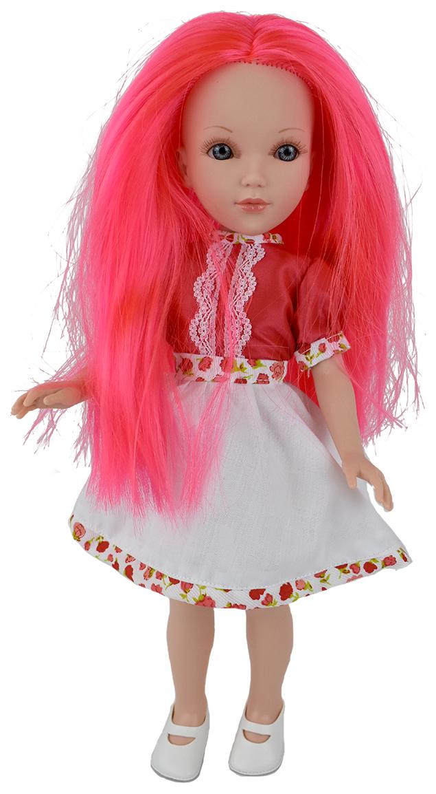 Купить Кукла Мари с розовыми волосами (в подарочной коробке), 41 см, Vidal Rojas Dolls,