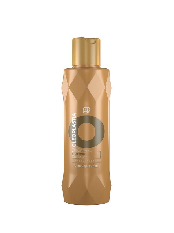 Шампунь Paul Oscar OleoPlastia Treatment Complex Clean #and# Soft Shampoo, step 1, 250 мл