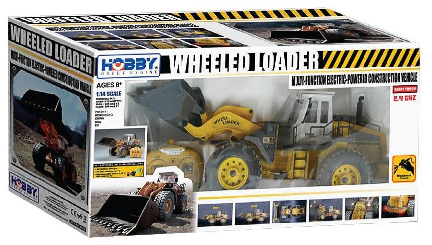 Купить Радиоуправляемый бульдозер Hobby 806, Hobby Home Textile,