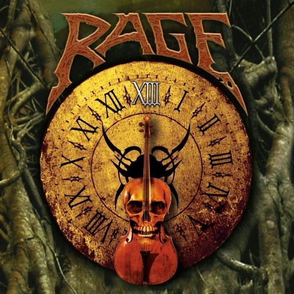 Виниловая пластинка Rage / XIII (2LP), Lucky Bob Records  - купить со скидкой