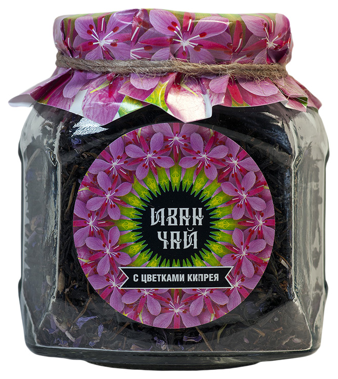 Напиток иван-чай Емельяновская Биофабрика с цветами кипрея