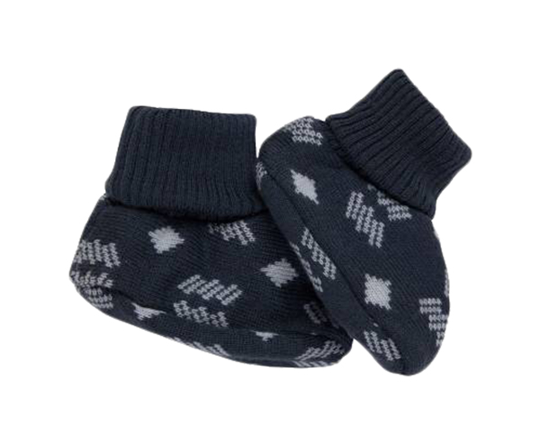 Пинетки Voksi Double Knit New Nordic Grey