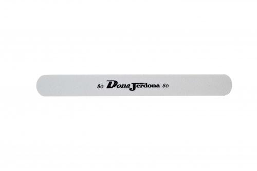 Купить Пилка Dona Jerdona овальная узкая 80/80 7679