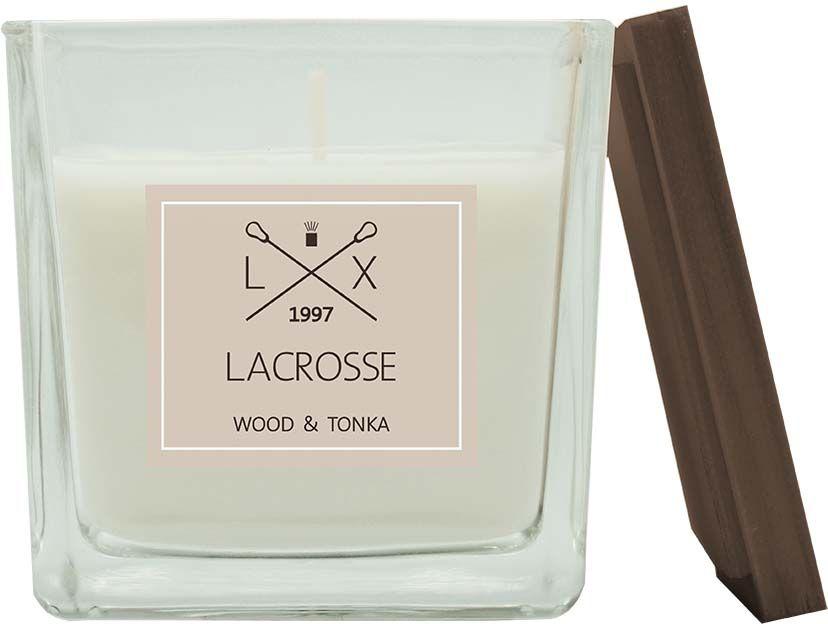 Свеча ароматическая в стекле Дерево #and# Тонка 10*10 см