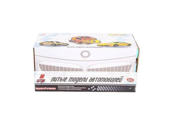 Купить Коллекционная модель машины Playsmart Супер Турбо А54503, Коллекционные модели