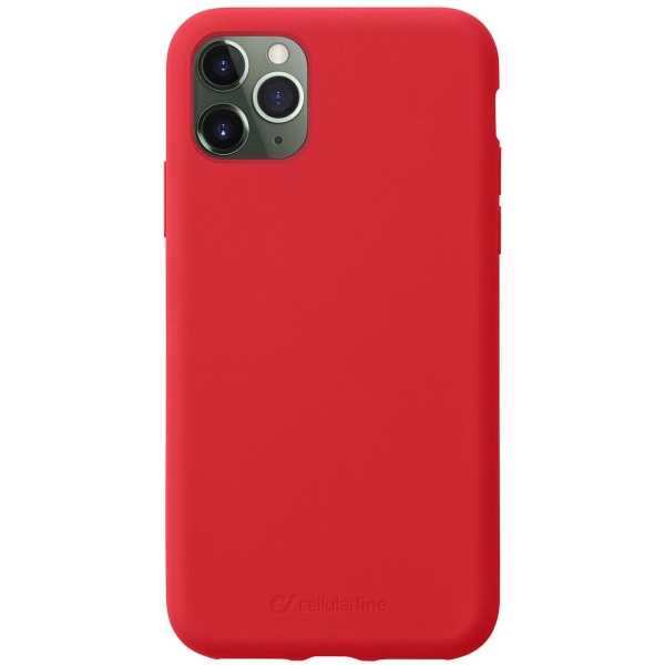 Чехол Cellular Line Sensation для Apple iPhone 11 Pro Max Red