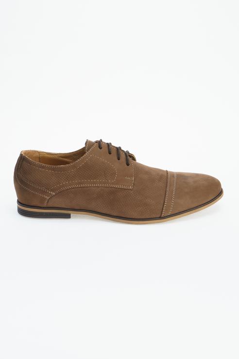 Туфли мужские Marko 492924 коричневые 40 RU
