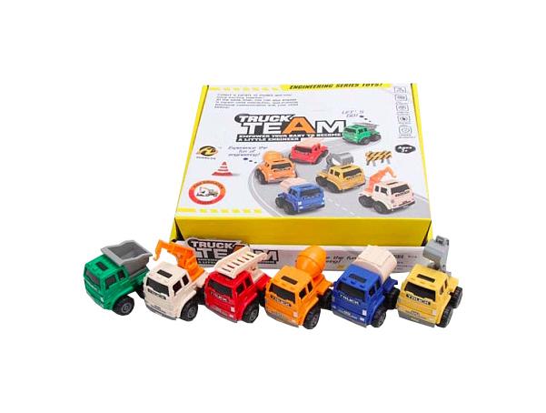Купить Набор машинок Строительная техника B1756868, Shantou Gepai