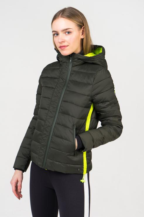 Куртка женская Greystone 30102326 зеленая XS