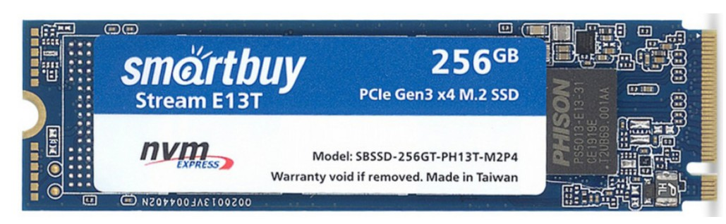 SMARTBUY SBSSD-256GT-PH13T-M2P4