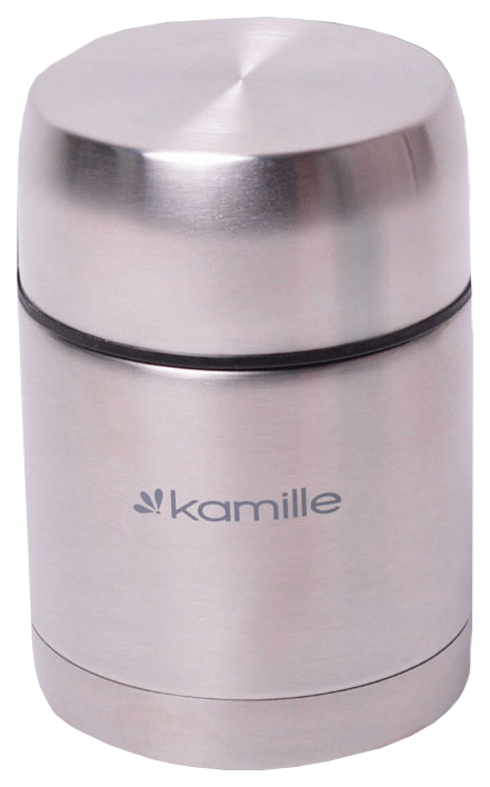 Фото - Термос Kamille 2060 0,5 л серебристый 2060