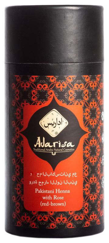 Хна Adarisa Пакистанская Рыже коричневый 100 г