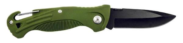 Туристический нож Ganzo G611 зеленый