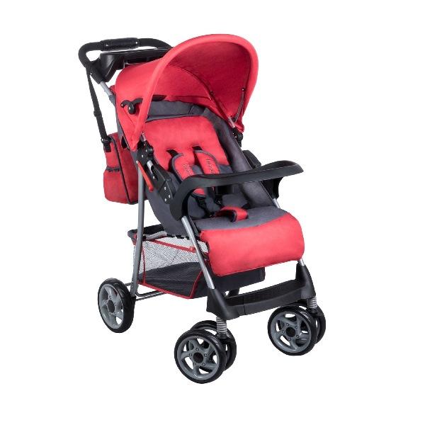 Купить Прогулочная коляска Lionelo LO-Emma Plus Red,