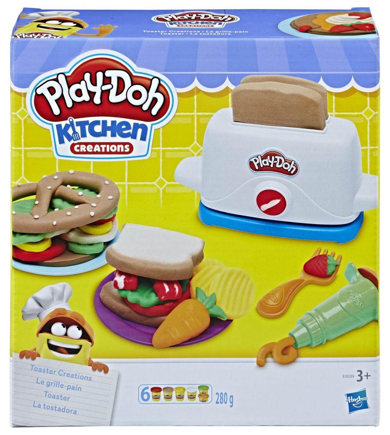 Купить Набор для лепки из пластилина HASBRO Play-Doh E0039EU4, Лепка