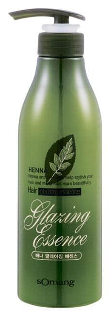Глазурь эссенция для волос Somang Henna Hair