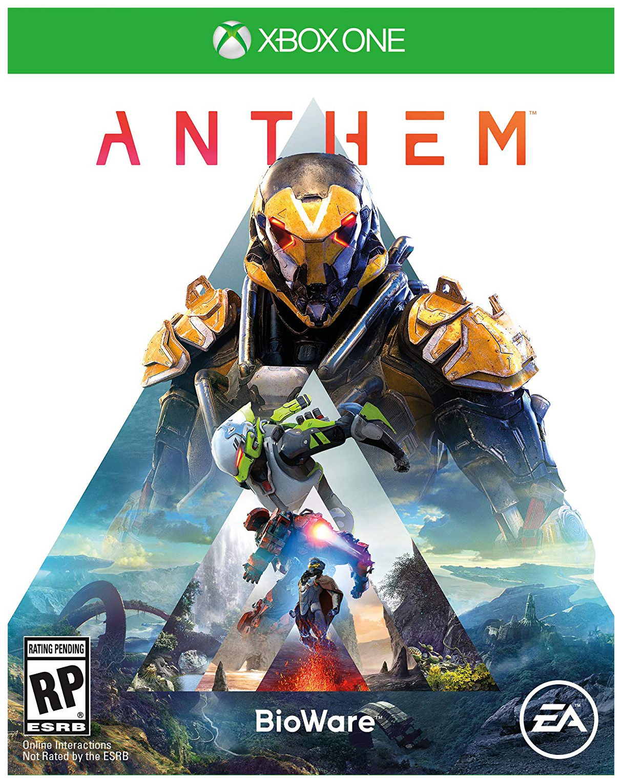 Игра Anthem для Xbox One EA