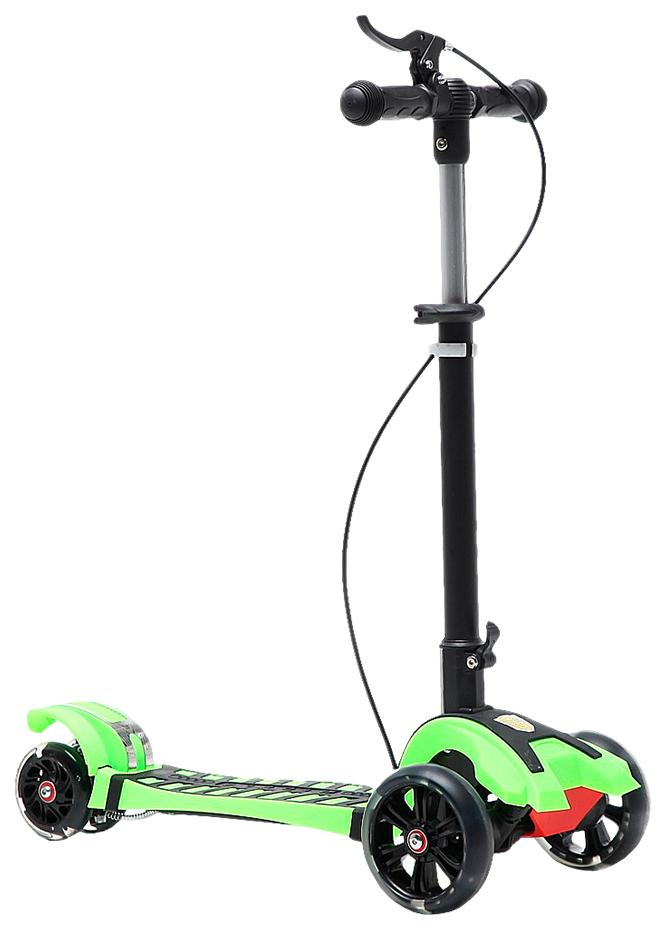 Самокат трехколесный Farfello S950 Зеленый