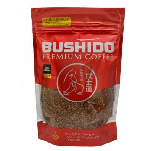 Кофе растворимый Bushido рэд катана 75 г фото