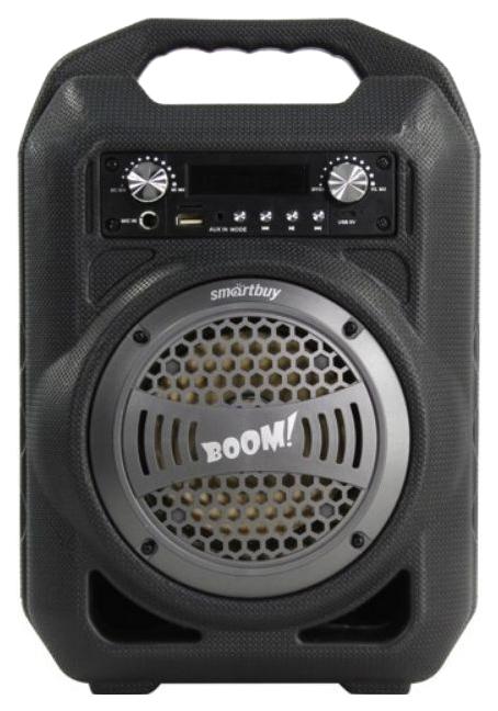 Беспроводная акустика SmartBuy BOOM! Black (SBS 4000)