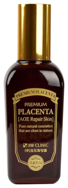 Эмульсия для лица 3W Clinic Premium Placenta