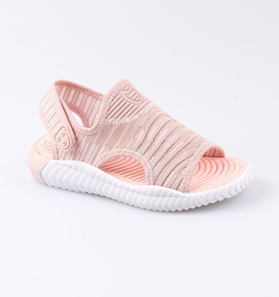 Купить Пляжная обувь Котофей 521001-04 для девочек р.35, Шлепанцы и сланцы детские