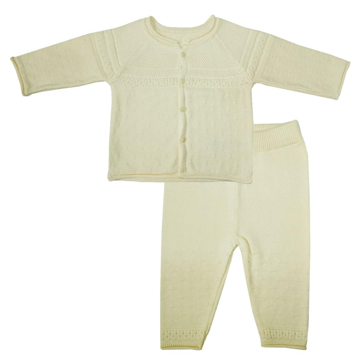 Комплект одежды Папитто Испанка Бежевый 73-7001 р.24-80